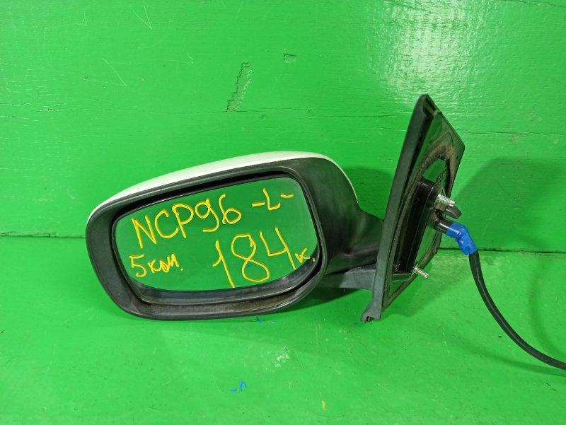 Зеркало Toyota Belta NCP96 переднее левое (б/у)