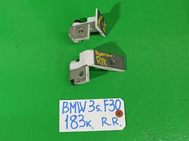 Петля дверная Bmw 3-Series F30 задняя правая (б/у)
