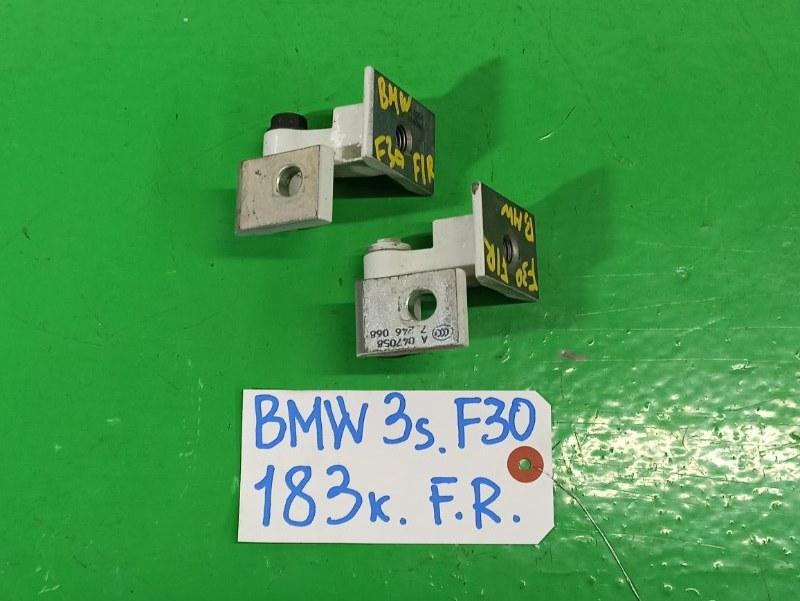Петля дверная Bmw 3-Series F30 передняя правая (б/у)