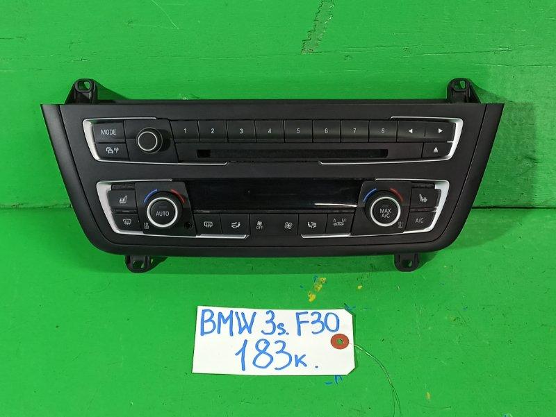 Климат-контроль Bmw 3-Series F30 N47D20 (б/у)