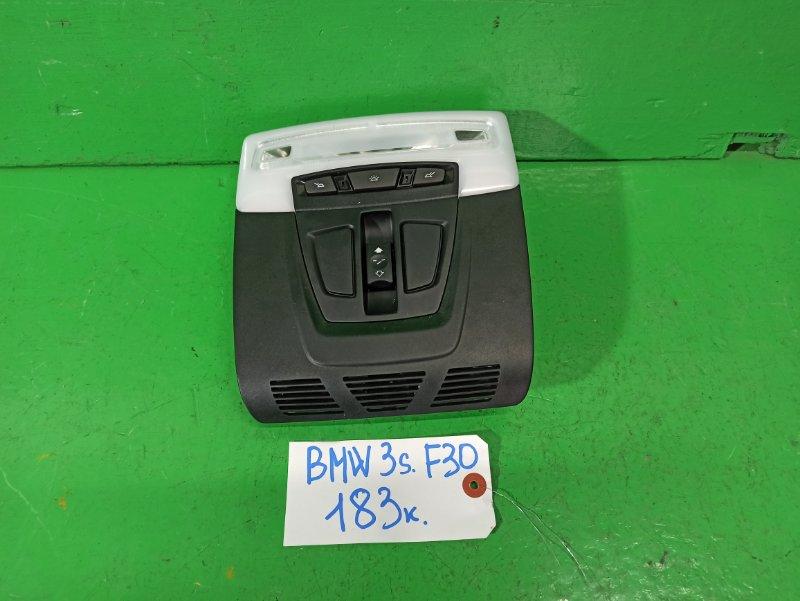 Светильник салона Bmw 3-Series F30 N47D20 (б/у)