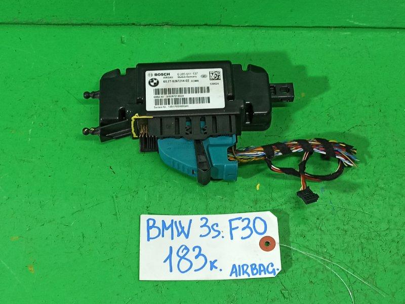 Блок управления airbag Bmw 3-Series F30 N47D20 (б/у)