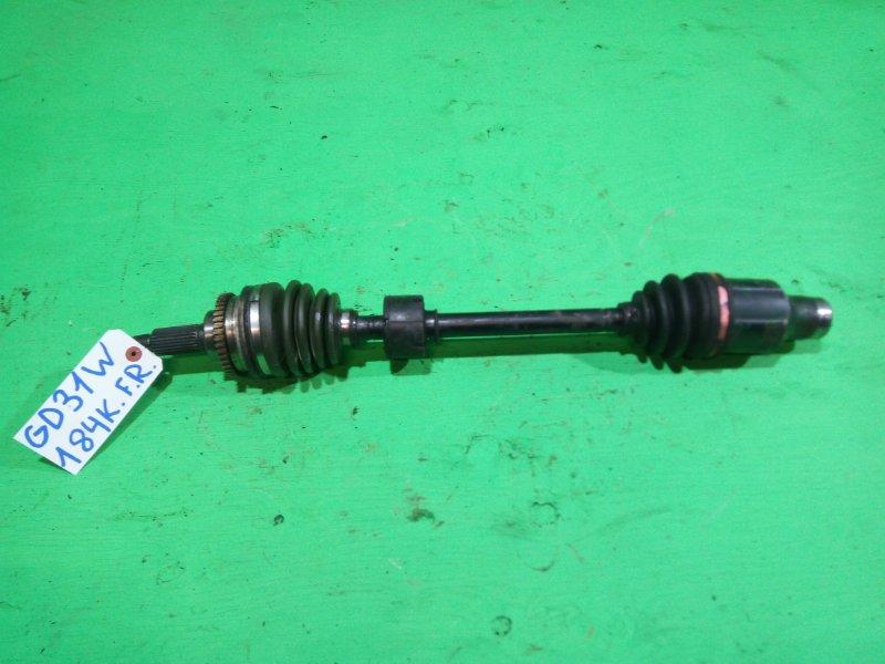 Привод Suzuki Cultus GD31W передний правый (б/у)
