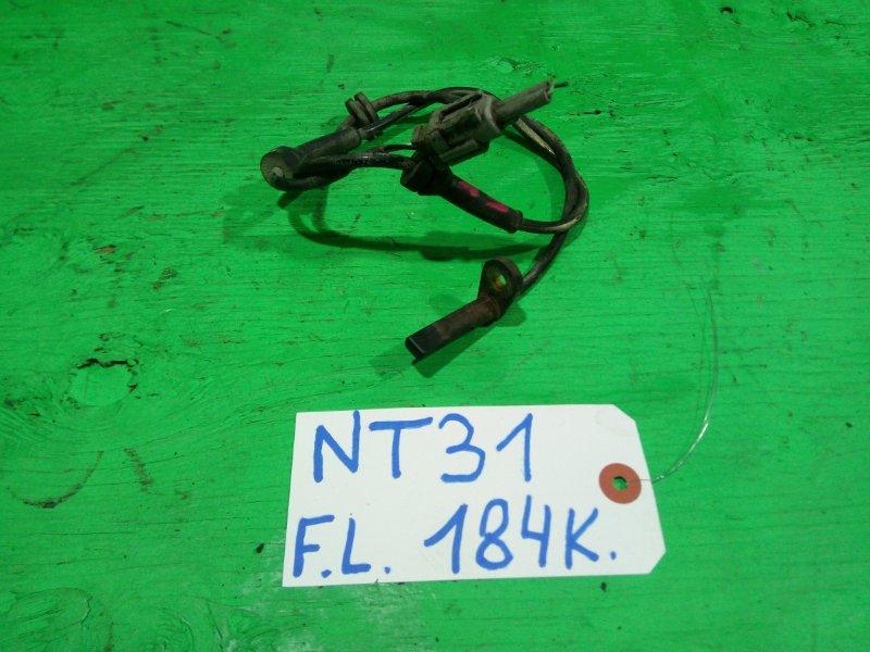 Датчик abs Nissan Xtrail NT31 передний левый (б/у)