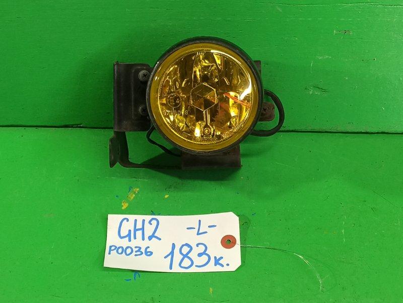 Туманка Honda Hrv GH2 левая (б/у)