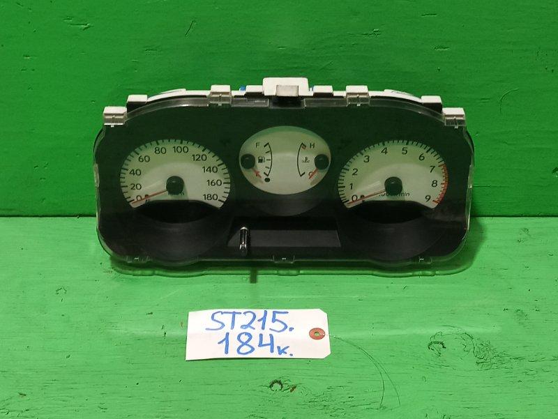 Спидометр Toyota Caldina ST215 (б/у)