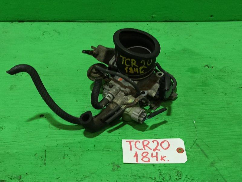 Дроссельная заслонка Toyota Estima TCR20 (б/у)