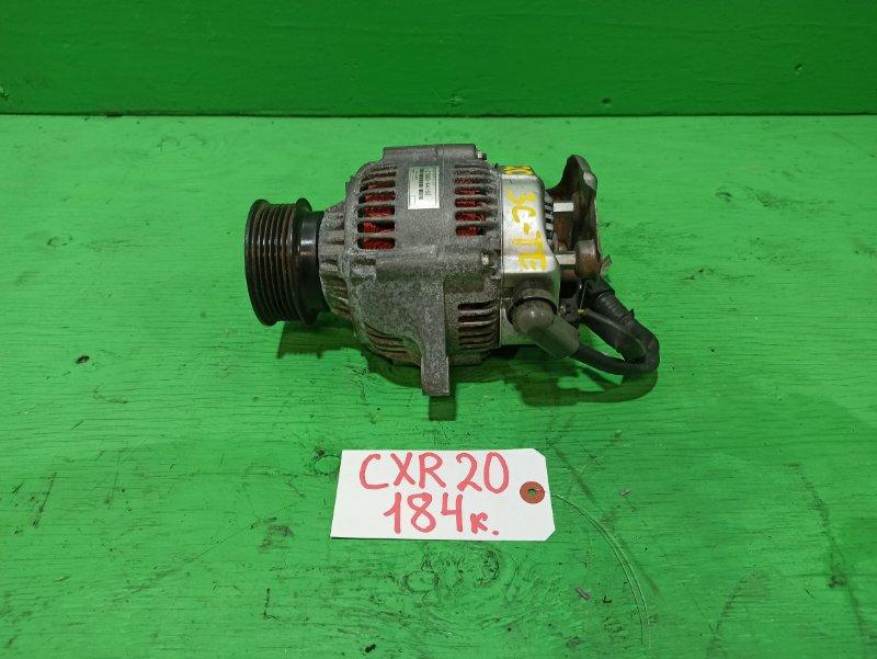 Генератор Toyota Estima CXR20 3C-TE (б/у)