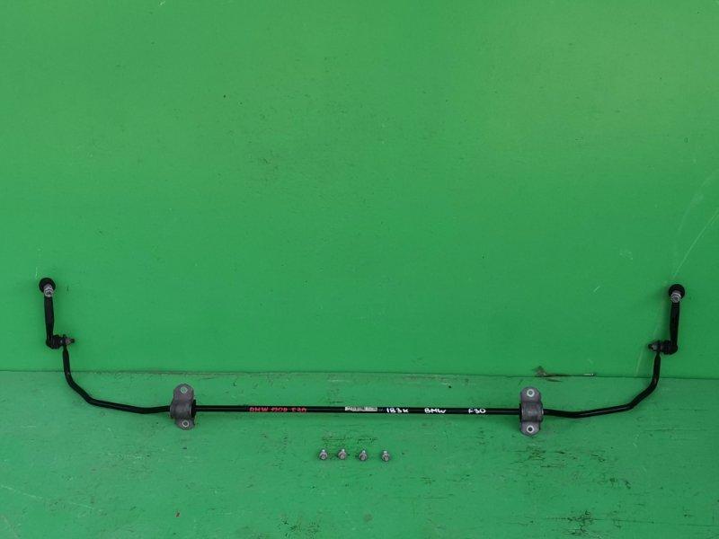 Стабилизатор Bmw 3-Series F30 N47D20 задний (б/у)