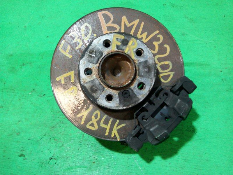 Ступица Bmw 3-Series F30 N47D20 передняя правая (б/у)