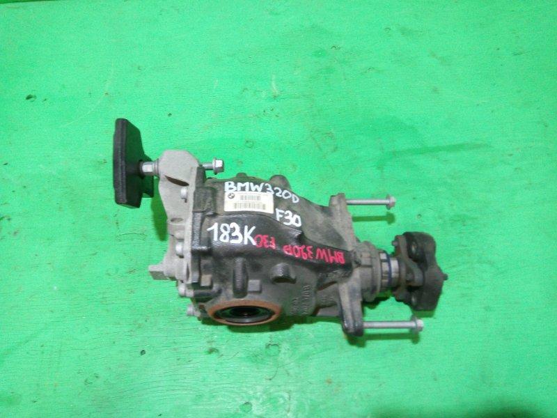 Редуктор Bmw 3-Series F30 N47D20 задний (б/у)