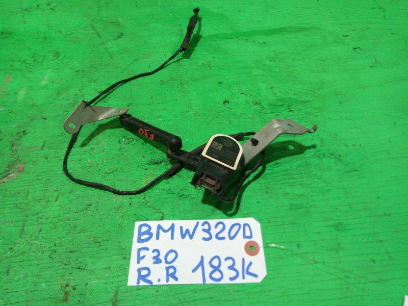 Датчик контроля высоты Bmw 3-Series F30 задний правый (б/у)