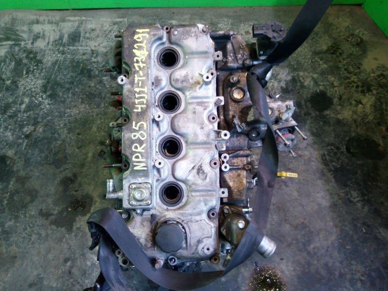 Двигатель Isuzu Elf NPR85 4JJ1-T (б/у)