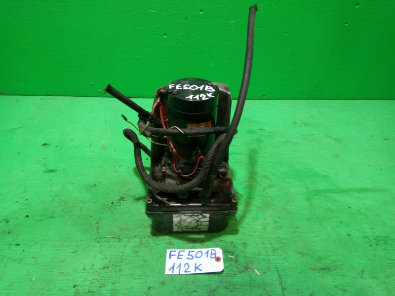 Электродвигатель механизма подъёма аппарели Mitsubishi Canter FE501B (б/у)