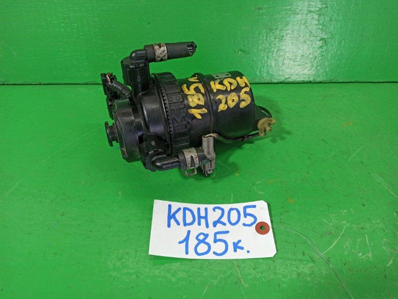 Насос ручной подкачки Toyota Hiace KDH205 (б/у)