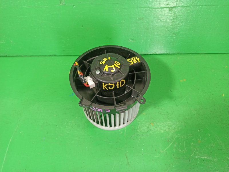 Мотор печки Nissan Dualis J10 (б/у)