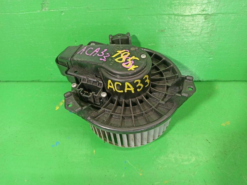Мотор печки Toyota Vanguard ACA33 (б/у)
