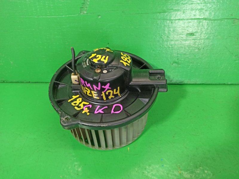 Мотор печки Toyota Runx NZE124 (б/у)