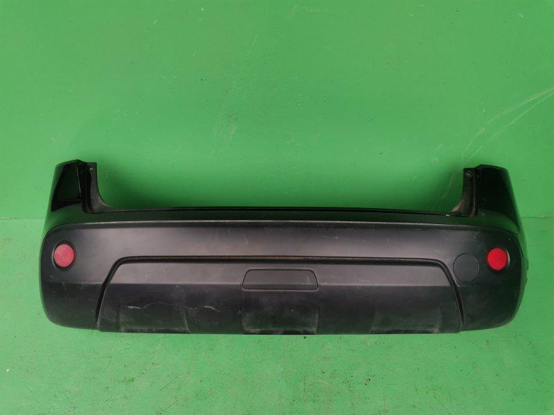 Бампер Nissan Dualis J10 задний (б/у)
