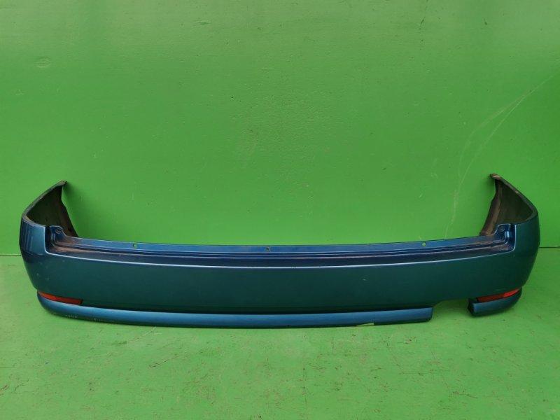 Бампер Nissan Wingroad Y11 задний (б/у)