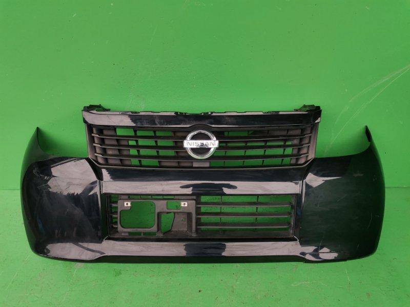 Бампер Nissan Roox ML21S передний (б/у)