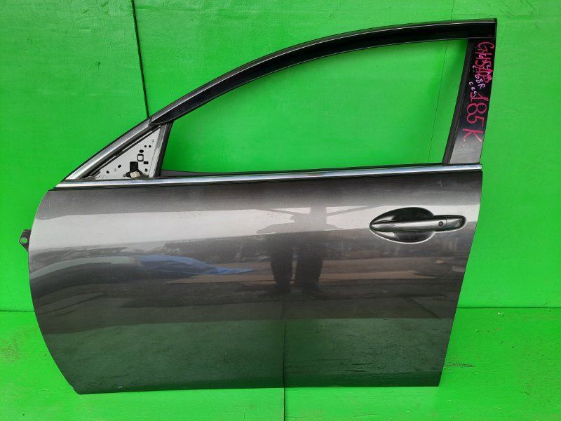 Дверь Mazda Atenza GH5AP передняя левая (б/у)