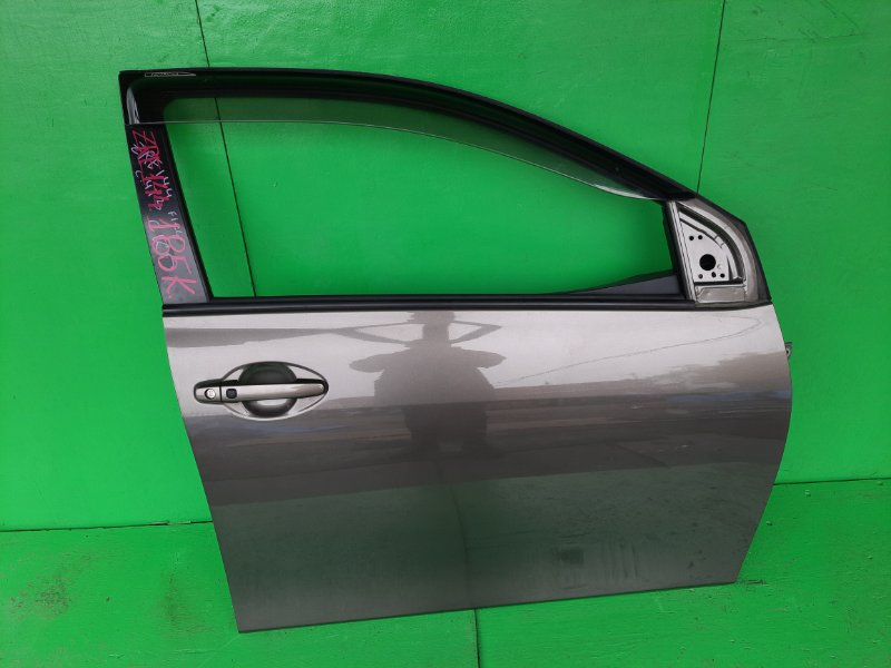Дверь Toyota Fielder ZRE144 передняя правая (б/у)