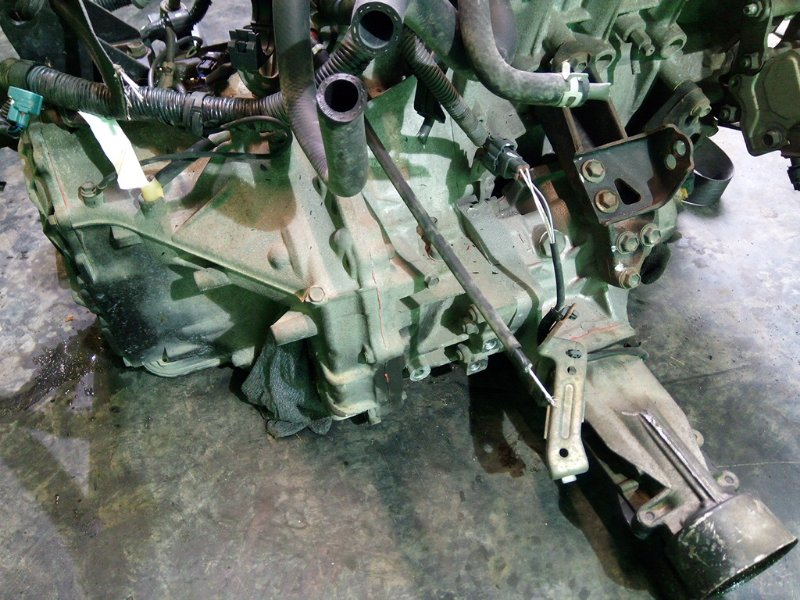 Акпп Toyota Runx NZE124 1NZ-FE (б/у)