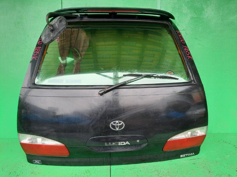 Дверь задняя Toyota Estima TCR20 (б/у)