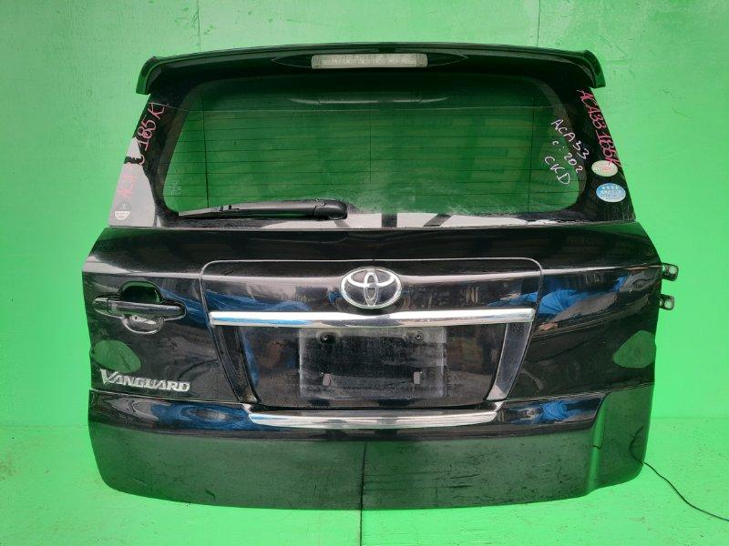 Дверь задняя Toyota Vanguard ACA33 (б/у)