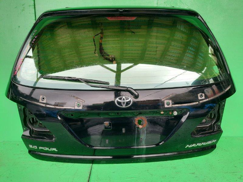 Дверь задняя Toyota Harrier MCU15 (б/у)