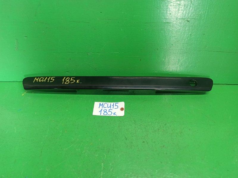 Ручка задней двери Toyota Harrier MCU15 (б/у)