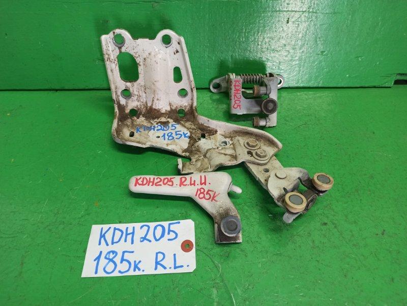 Ролик раздвижной двери Toyota Hiace KDH205 задний левый (б/у)