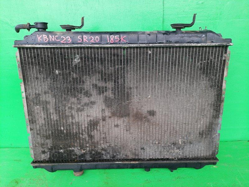 Радиатор основной Nissan Serena C23 SR20DE (б/у)