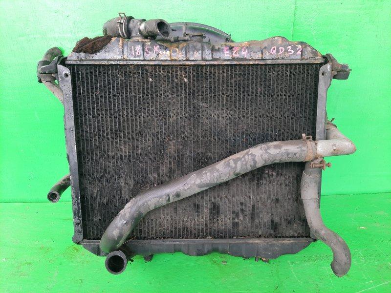 Радиатор основной Nissan Caravan E24 QD32-ETI (б/у)