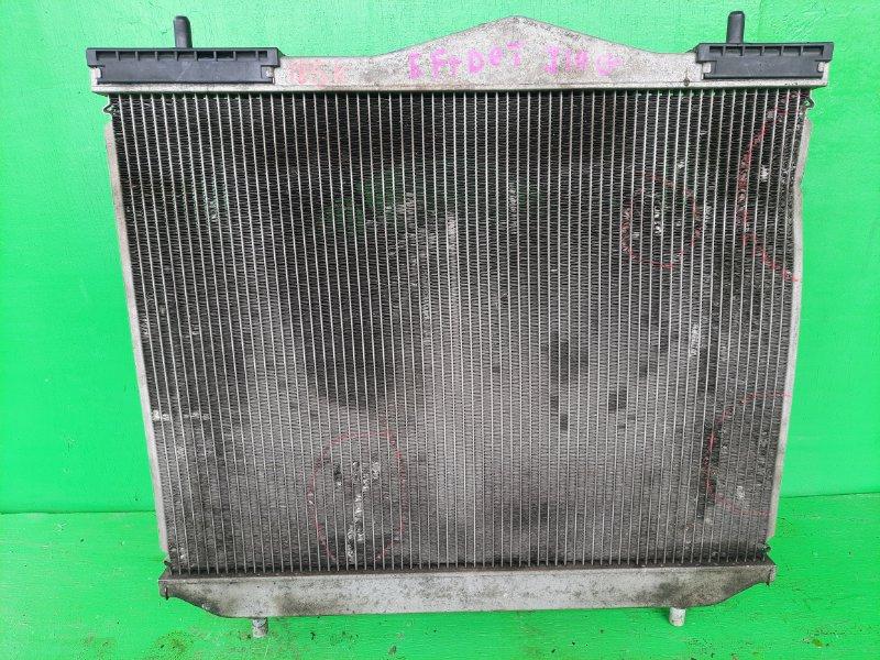Радиатор основной Daihatsu Terios Kid J111G EF-DET (б/у)