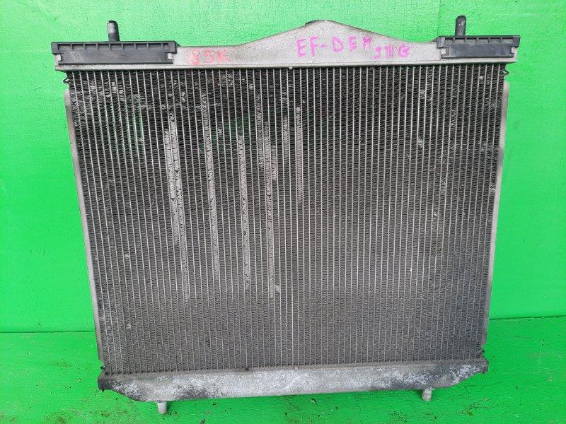 Радиатор основной Daihatsu Terios Kid J111G EF-DEM (б/у)