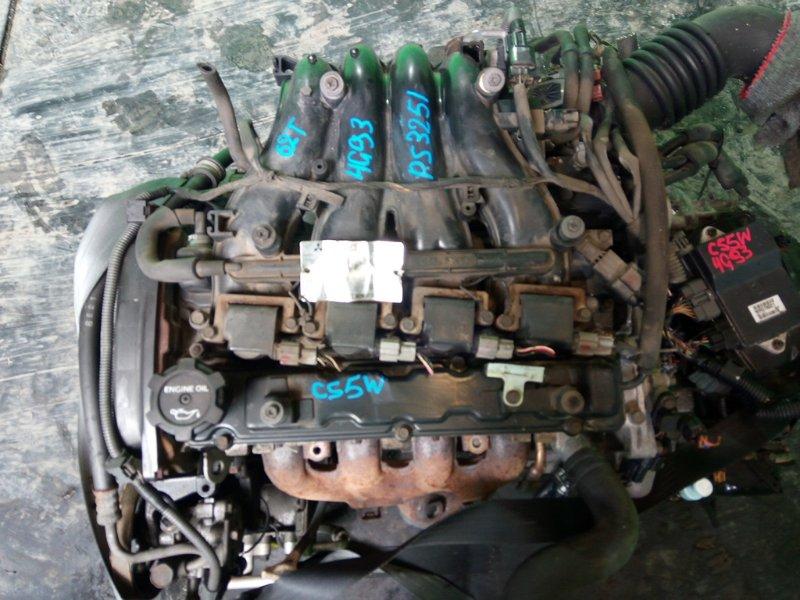 Двигатель Mitsubishi Lancer CS5W 4G93 (б/у)