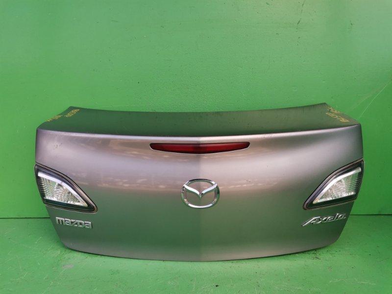 Крышка багажника Mazda Axela BL5FP (б/у)