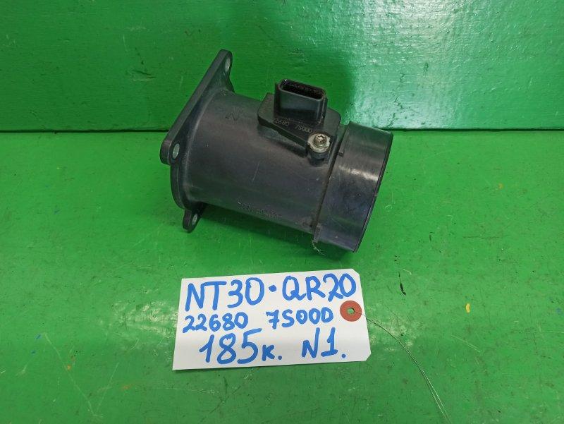 Датчик потока воздуха Nissan Xtrail NT30 (б/у) №1