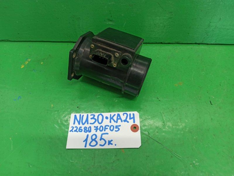 Датчик потока воздуха Nissan Presage U30 KA24-DE (б/у)