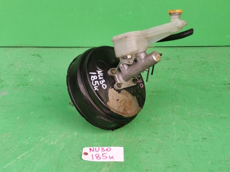 Главный тормозной цилиндр Nissan Presage U30 (б/у)