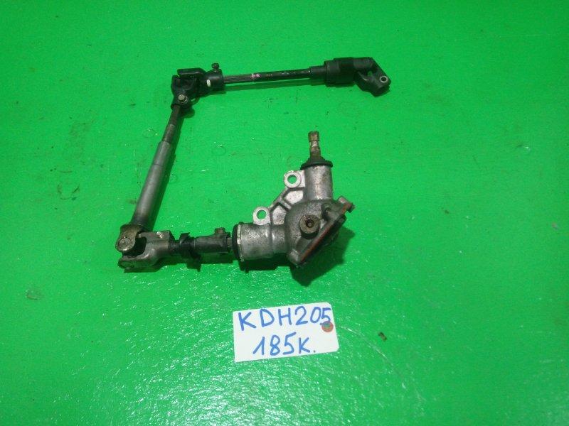Угловой редуктор Toyota Hiace KDH205 (б/у)