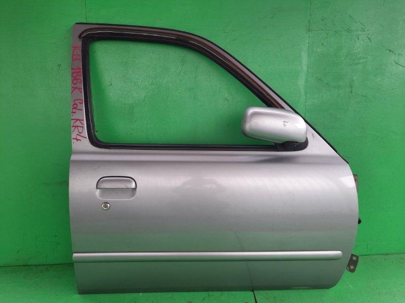 Дверь Nissan March K11 передняя правая (б/у)