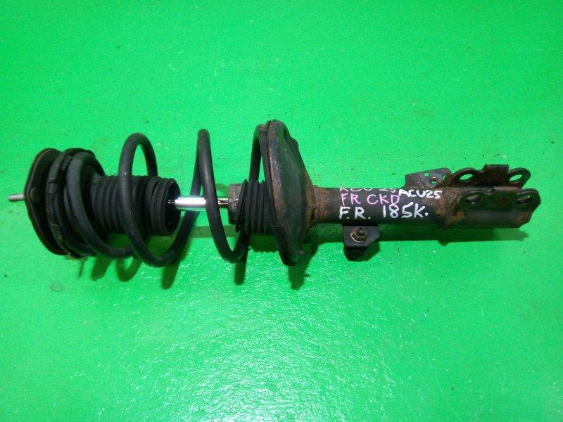Стойка Toyota Kluger ACU25 передняя правая (б/у)