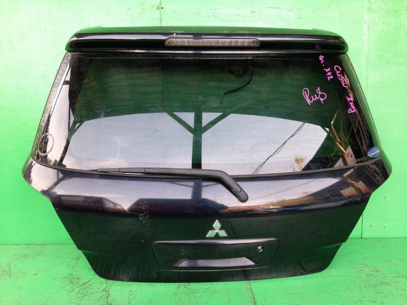 Дверь задняя Mitsubishi Airtrek CU5W (б/у)