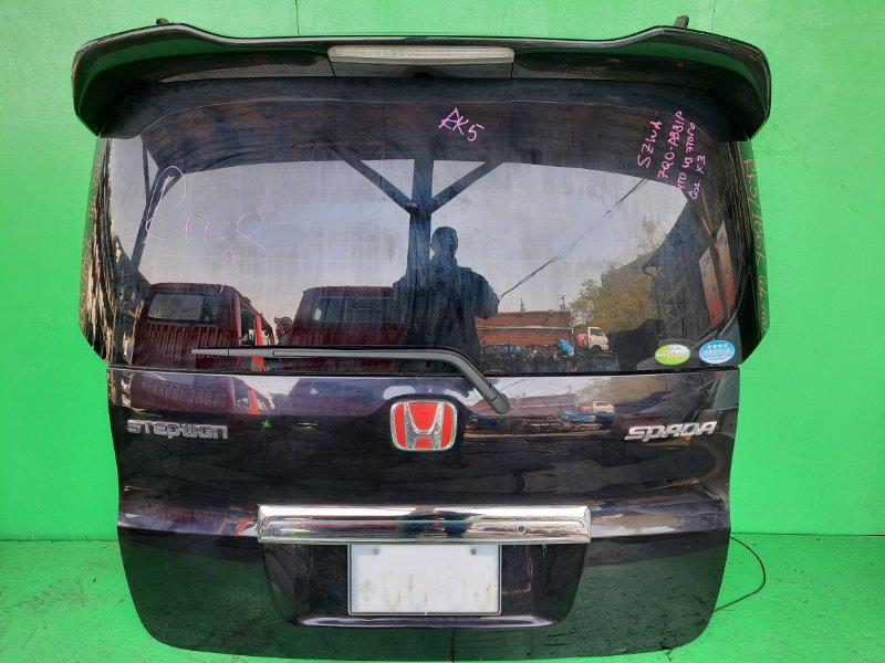 Дверь задняя Honda Stepwgn RK5 (б/у)