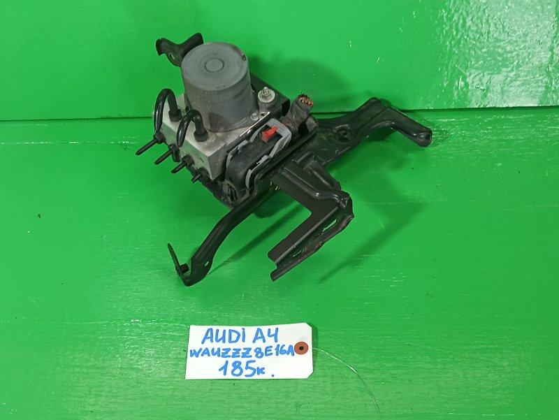 Блок abs Audi A4 8E (б/у)