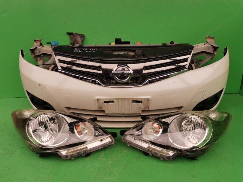 Ноускат Nissan Note E11 2008 (б/у)