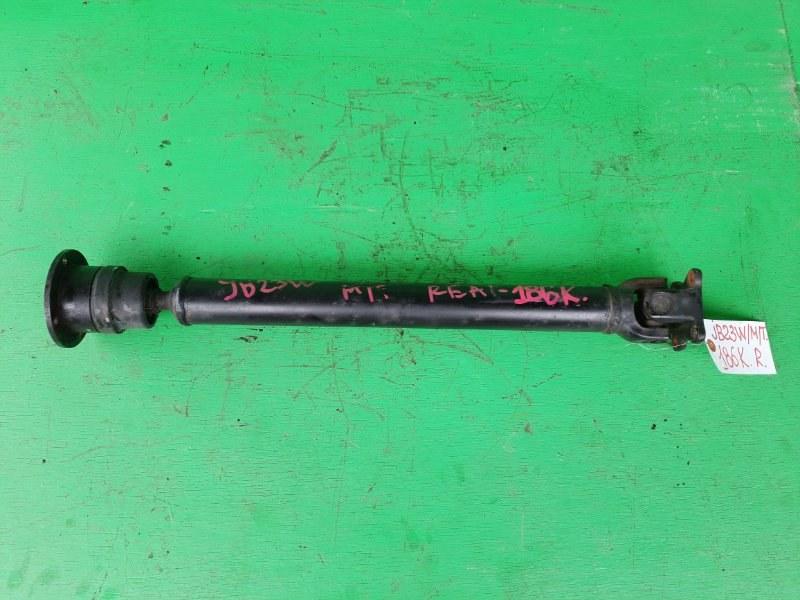 Карданный вал Suzuki Jimny JB23W K6A задний (б/у)